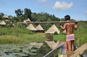Séjour en immersion chez les indiens Embara Quera